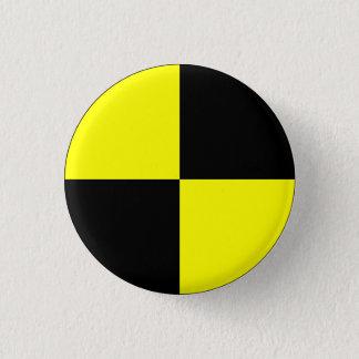 Crashtest-Attrappe Runder Button 2,5 Cm