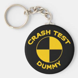Crashtest-Attrappe Schlüsselanhänger