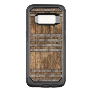Crate & Barrel Holz OtterBox Commuter Samsung Galaxy S8 Hülle