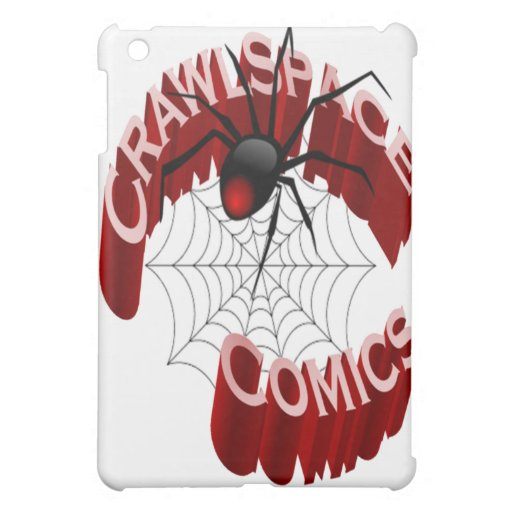 CrawlSpace Comic-iPad Hüllen