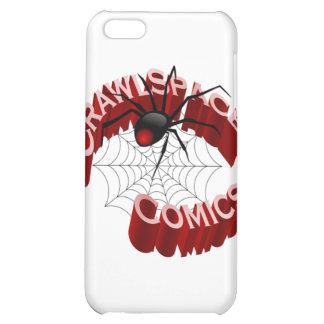 CrawlSpace Comic-Speck-Kasten Hülle Für iPhone 5C