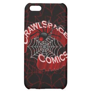 CrawlSpace Comic-Speck-Kastennetzentwurf