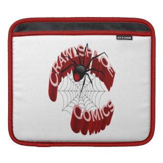 CrawlSpace Comicen iPad Hülse Sleeve Für iPads