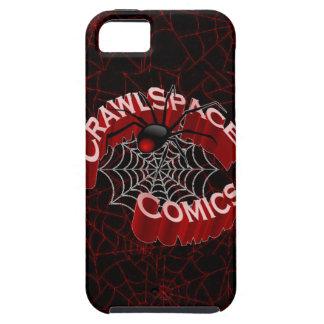 CrawlSpace Comicen iPhone 5 STARKE Case-Mate iPhone 5 Case