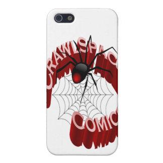 CrawlSpace Comicen iPhone Hüllen iPhone 5 Case