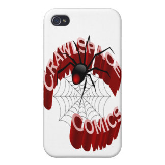 CrawlSpace Comicen iPhone Hüllen iPhone 4/4S Cover