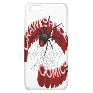 CrawlSpace Comicen iPhone Hüllen