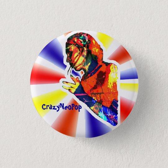 crazyRetro - Button