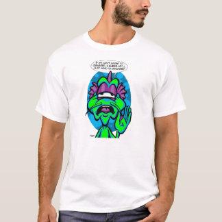 CREACHER sind damit einverstanden anderer Meinung T-Shirt