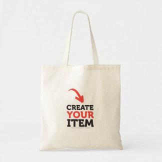 CREATE-YOUR-OWN DIY kundenspezifischer Tragetasche