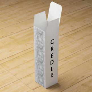 Credle Wein-Geschenkboxen Weinschachtel