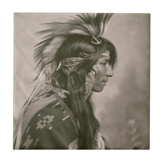 Cree-Inder Keramikfliese