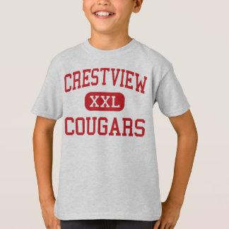 Crestview - Pumas - Highschool - Ashland Ohio T-Shirt
