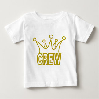 Crew-Crown.png Baby T-shirt