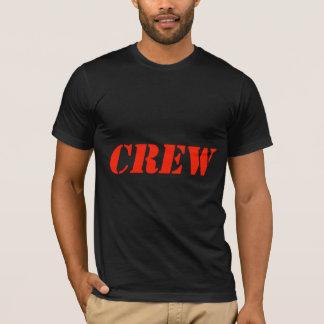 Crew-Geschäfts-Angestellt-Shirt T-Shirt