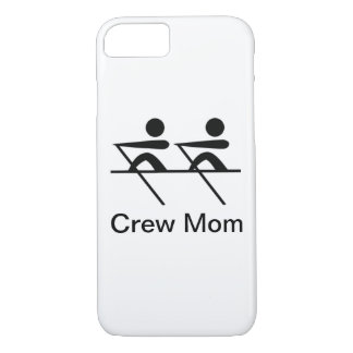 Crew-Mamma iPhone 7 Fall Abdeckung iPhone 8/7 Hülle
