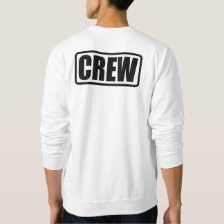 Crew-Mitglied - Ereignis-Team-Personal Sweatshirt