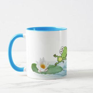 Cribbage Frosch Tasse