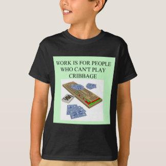 cribbage Spieler T-Shirt