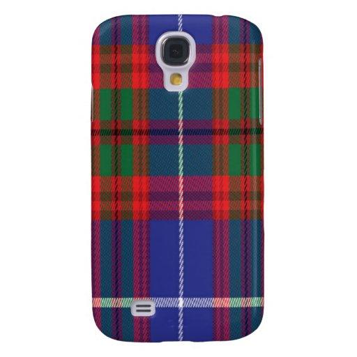 Crichton schottischer Tartan Samsung rufen Fall an Galaxy S4 Hülle