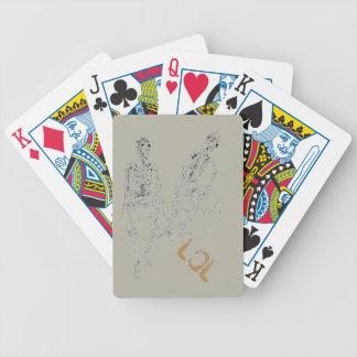 CricketDiane Skeltie Spielkarten 2 Skelett-LOL