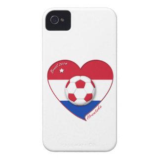 "Croatia ""HRVATSKA"" Soccer Team Fußball Kroatien 20 iPhone 4 Cover"