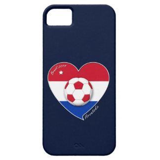 "Croatia ""HRVATSKA"" Soccer Team Fußball Kroatien 20 Hülle Fürs iPhone 5"