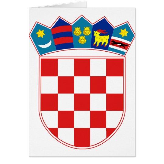 CROATIA KARTE