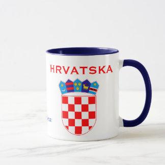 Croatia* Tasse/Hrvatska kup Tasse