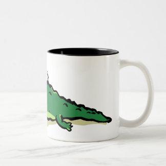 croco mug tassen