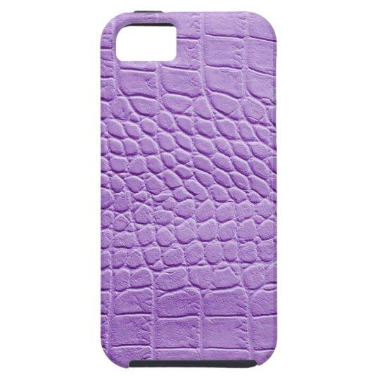 Crocodile Etui Fürs iPhone 5