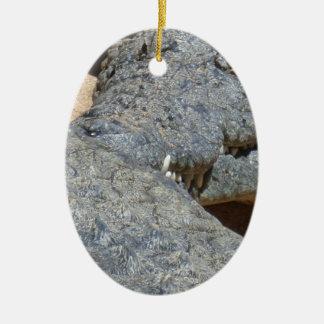 crocs keramik ornament