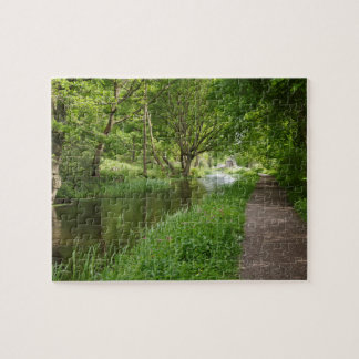 Cromford Kanal in Derbyshire Puzzle