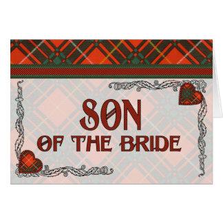 Crosby Clan karierter schottischer Tartan Karte