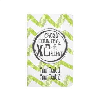 Cross Country-Betrieb ist XCellent © Taschennotizbuch