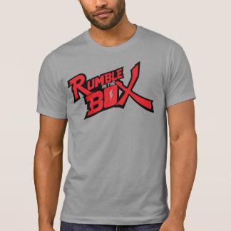 CrossFit Hochspannungspoltern im Kasten T-Shirt