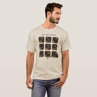 Crossfit - tun Sie Sie sogar T-Shirt