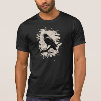 Crow bleached look T-Shirt