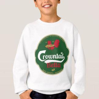 Crowntail Betta Sweatshirt