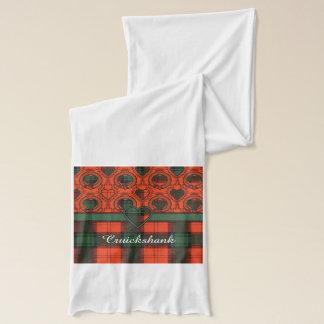Cruickshank Clan karierter schottischer Kilt Schal