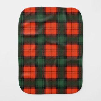 Cruickshank Clan karierter schottischer Kilt Spucktuch