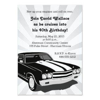Cruisin Party Einladung