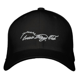Cruisin Stangs Verein-Logo-Hut Bestickte Kappen
