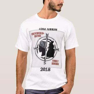 Crutchfield Haynes Wiedersehen 2018 T-Shirt