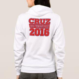 Cruz zu Sieg 2016 Hoodie