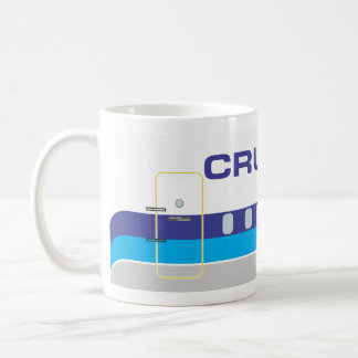 Cruzeirofluglinien Kaffeetasse