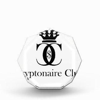 Cryptonaire Verein Auszeichnung