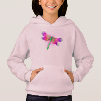 Crystalized Libelle (Rosa) Hoodie