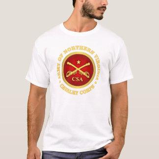 CSC - Armee von Nordvirginia-Kavallerie-Korps T-Shirt