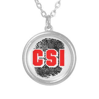 CSI-FINGERABDRUCK PERSONALISIERTER SCHMUCK